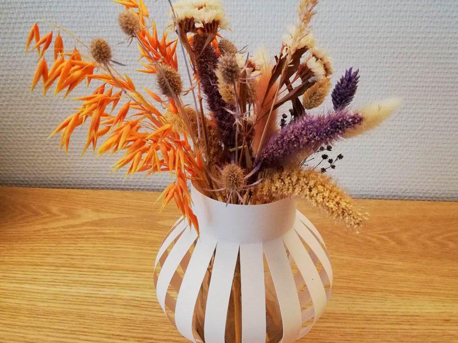 Je fabrique mes vases déco DIY !